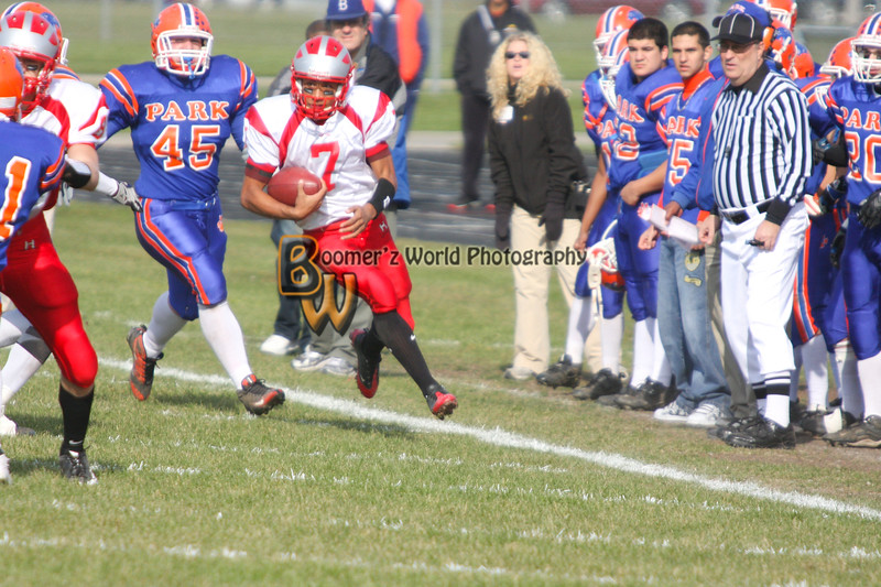 Park and Horlick Playoff 11-1-08  -107