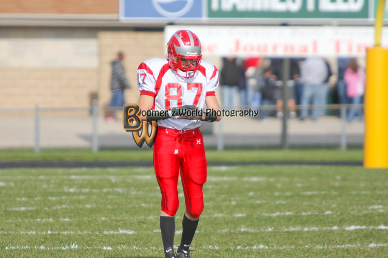 Park and Horlick Playoff 11-1-08  -72