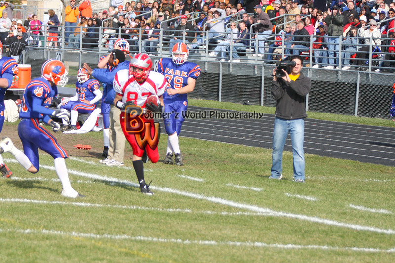 Park and Horlick Playoff 11-1-08  -116