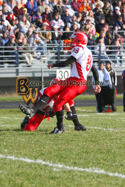 Park and Horlick Playoff 11-1-08  -261
