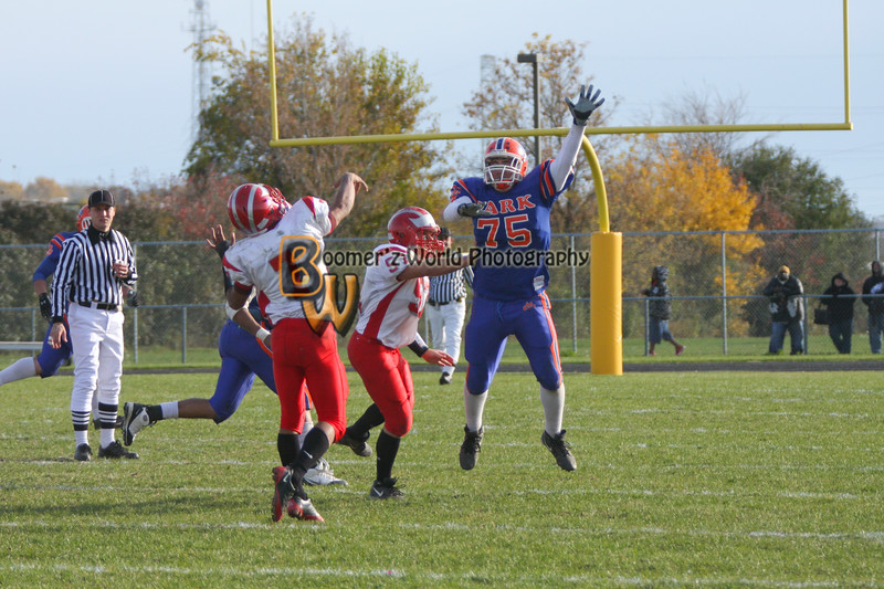 Park and Horlick Playoff 11-1-08  -330