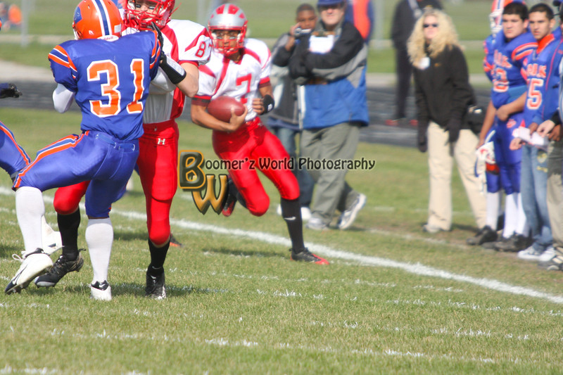 Park and Horlick Playoff 11-1-08  -106