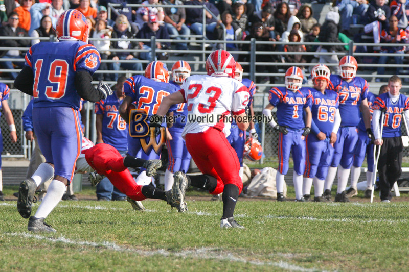 Park and Horlick Playoff 11-1-08  -282