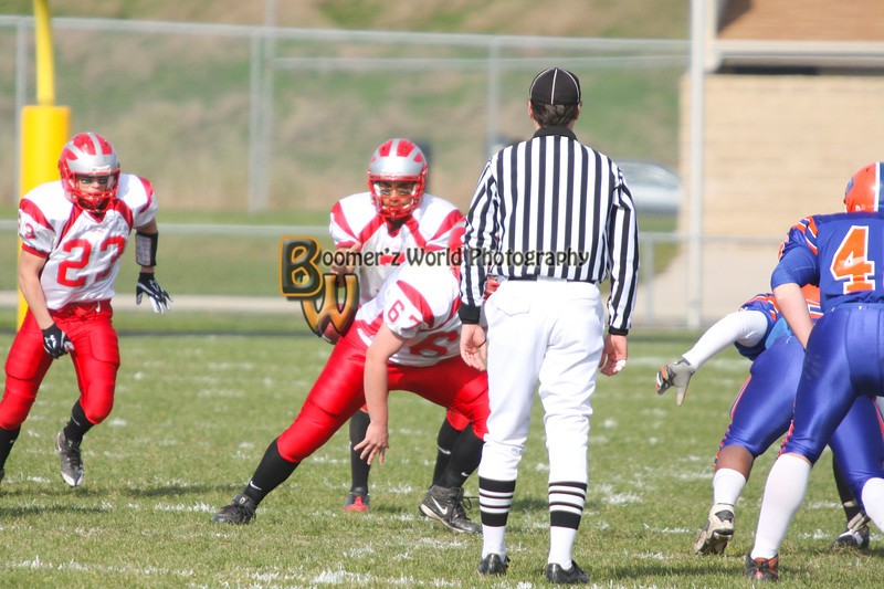 Park and Horlick Playoff 11-1-08  -110