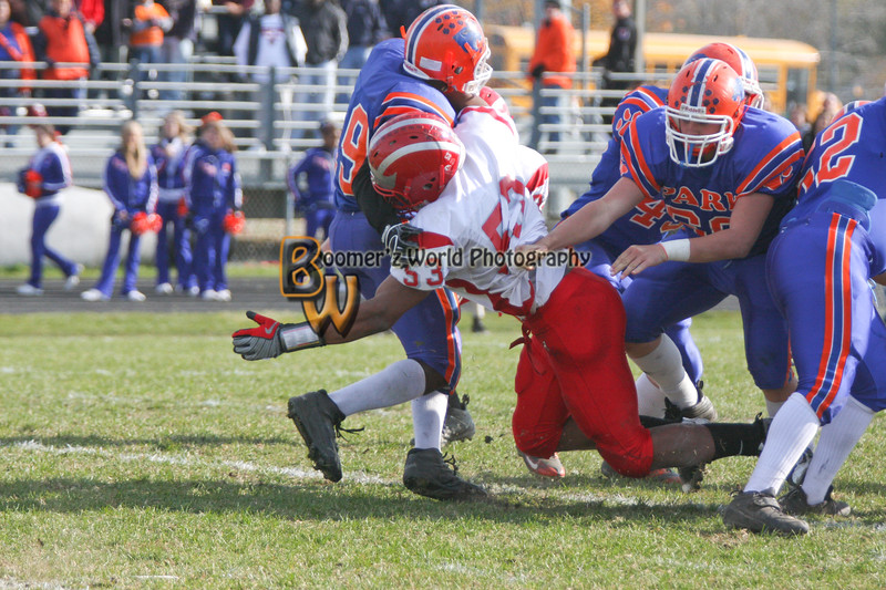 Park and Horlick Playoff 11-1-08  -201