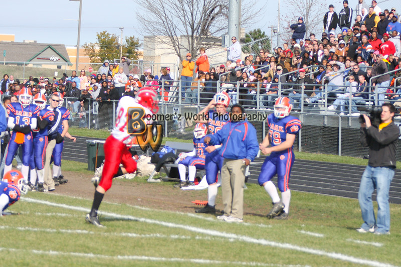 Park and Horlick Playoff 11-1-08  -112