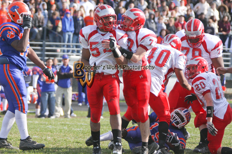 Park and Horlick Playoff 11-1-08  -207