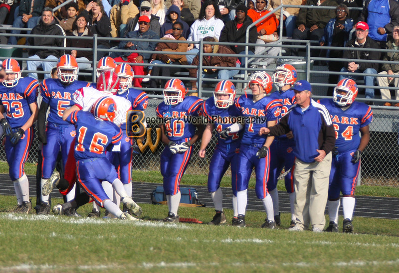 Park and Horlick Playoff 11-1-08  -304