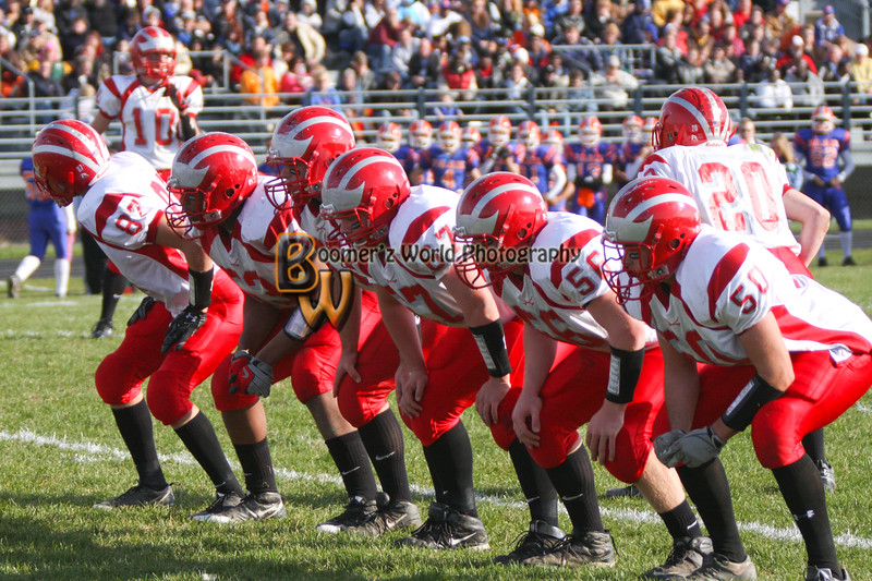 Park and Horlick Playoff 11-1-08  -257