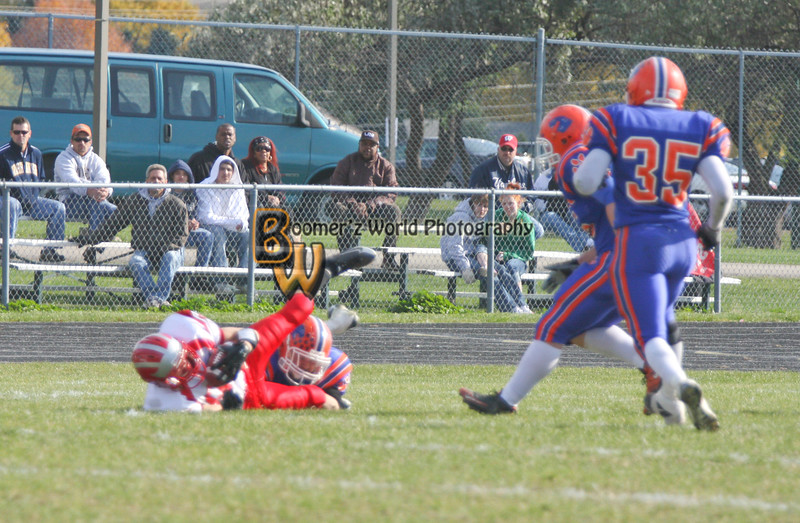 Park and Horlick Playoff 11-1-08  -220