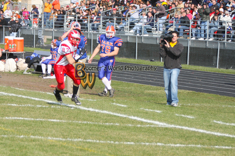 Park and Horlick Playoff 11-1-08  -114