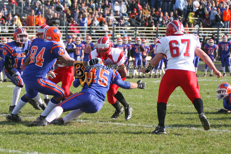 Park and Horlick Playoff 11-1-08  -246