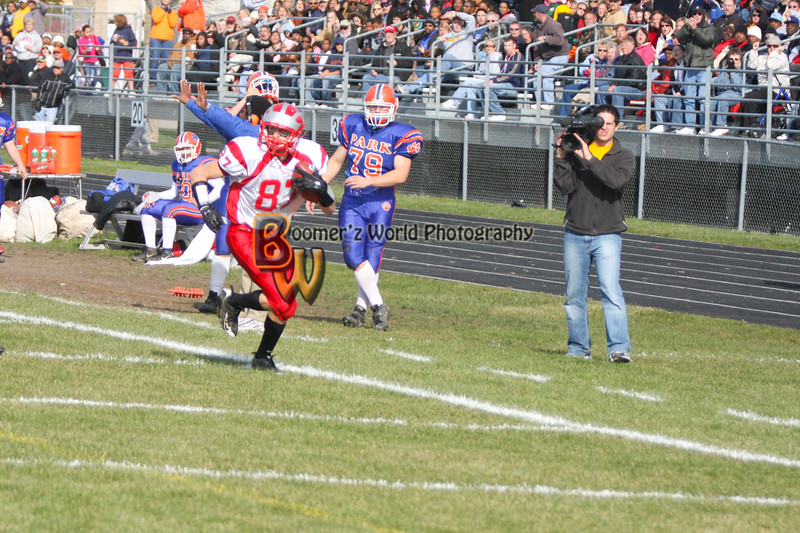 Park and Horlick Playoff 11-1-08  -115