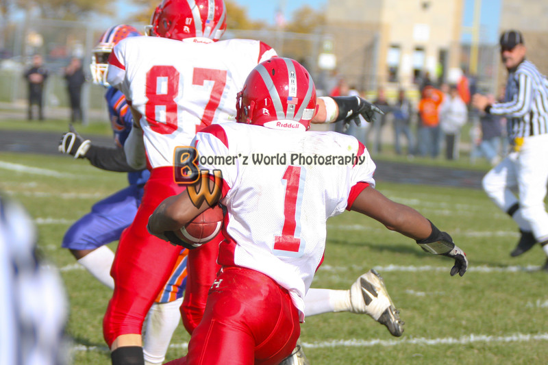 Park and Horlick Playoff 11-1-08  -226