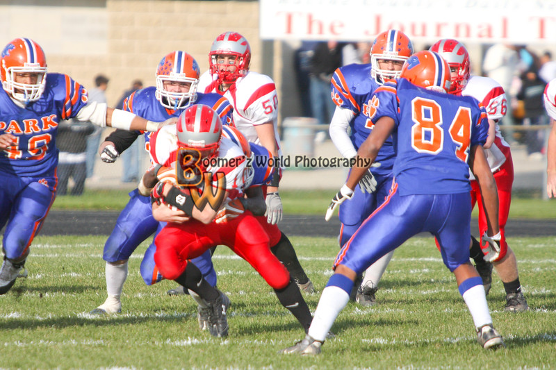 Park and Horlick Playoff 11-1-08  -302