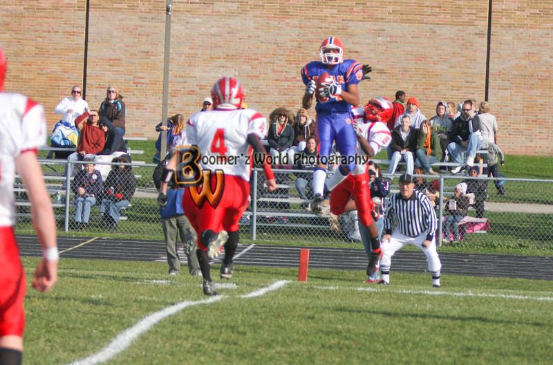 Park and Horlick Playoff 11-1-08  -271