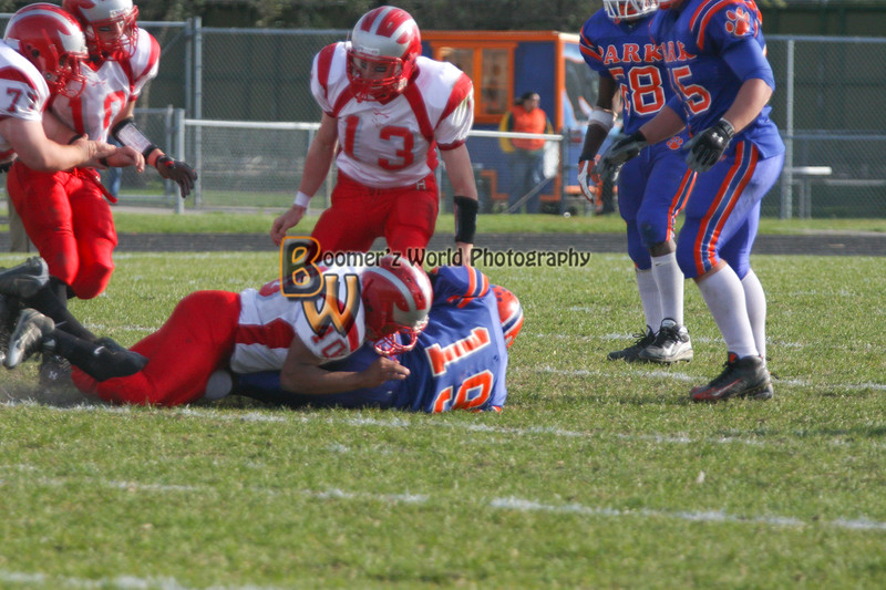 Park and Horlick Playoff 11-1-08  -286