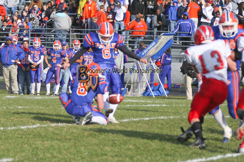 Park and Horlick Playoff 11-1-08  -274