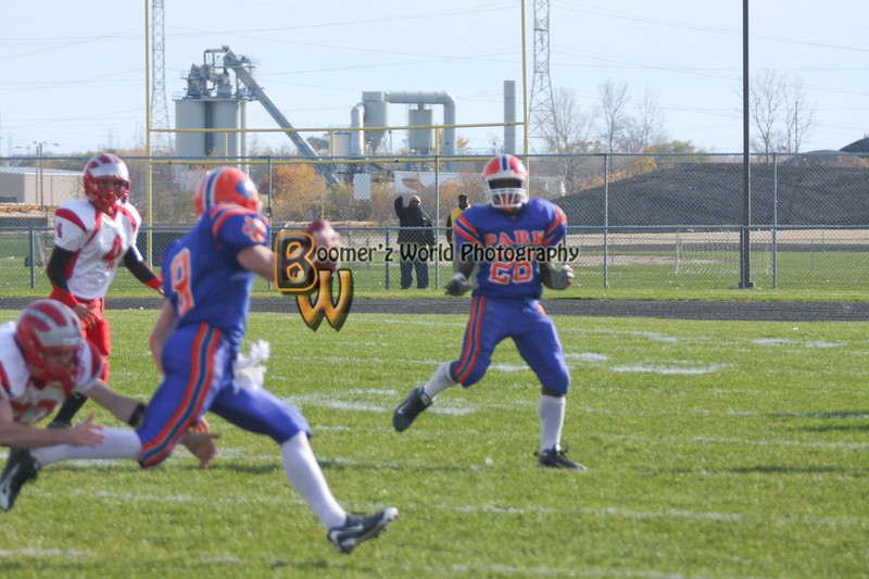 Park and Horlick Playoff 11-1-08  -287