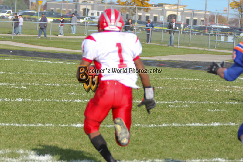 Park and Horlick Playoff 11-1-08  -228