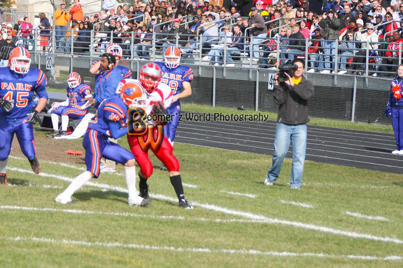 Park and Horlick Playoff 11-1-08  -117