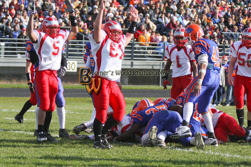 Park and Horlick Playoff 11-1-08  -254
