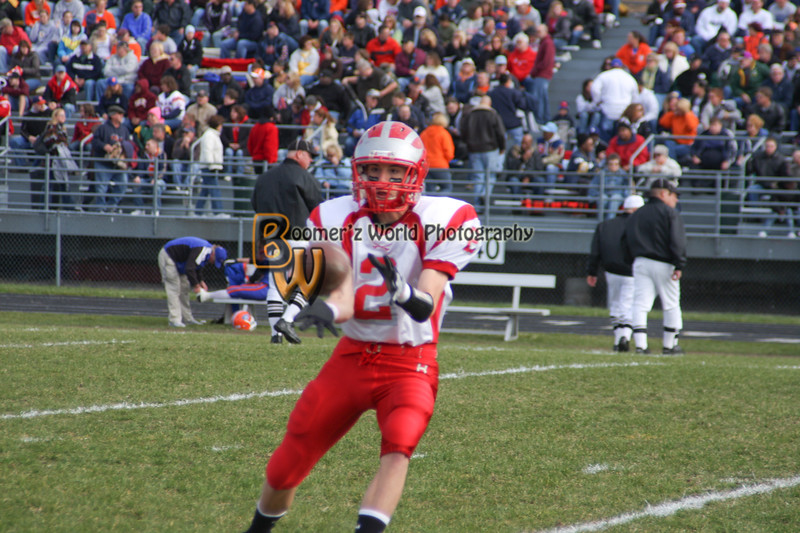 Park and Horlick Playoff 11-1-08  -14