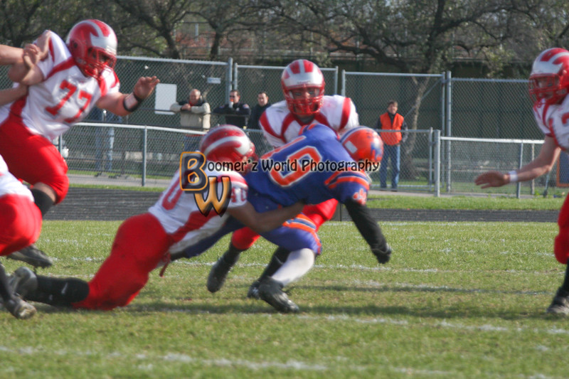 Park and Horlick Playoff 11-1-08  -284