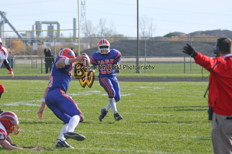 Park and Horlick Playoff 11-1-08  -288