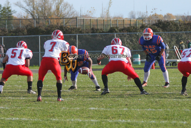 Park and Horlick Playoff 11-1-08  -329
