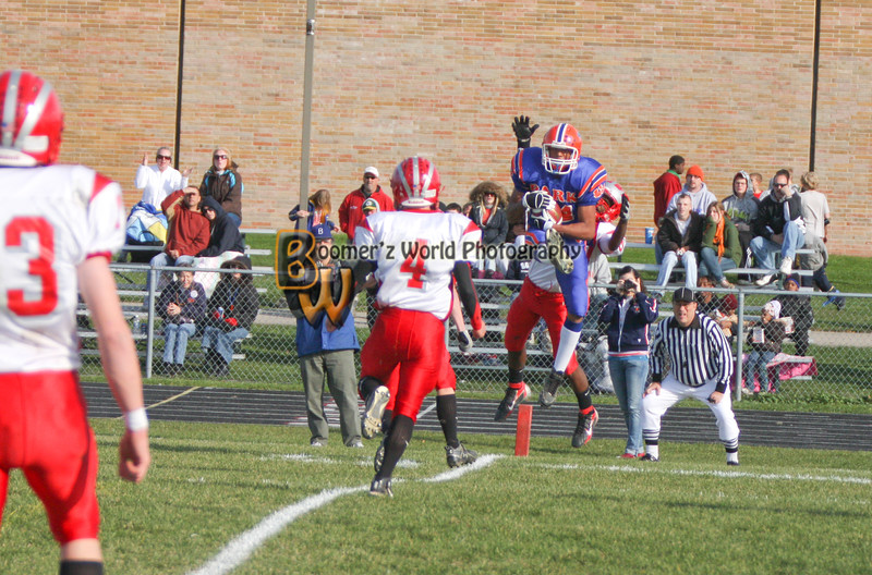 Park and Horlick Playoff 11-1-08  -272