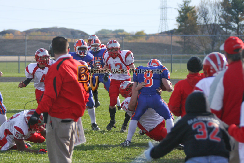 Park and Horlick Playoff 11-1-08  -289