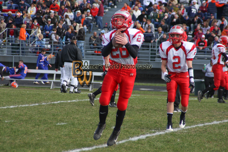 Park and Horlick Playoff 11-1-08  -13