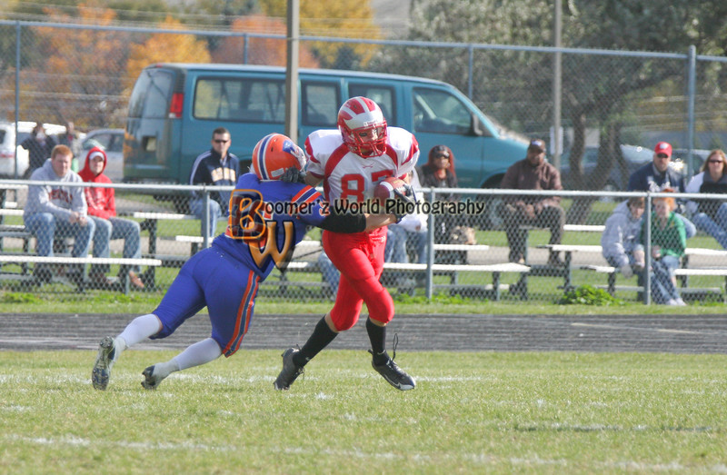 Park and Horlick Playoff 11-1-08  -217