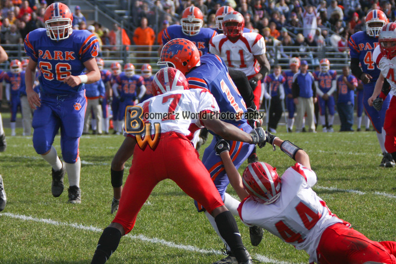 Park and Horlick Playoff 11-1-08  -79
