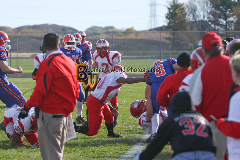 Park and Horlick Playoff 11-1-08  -290