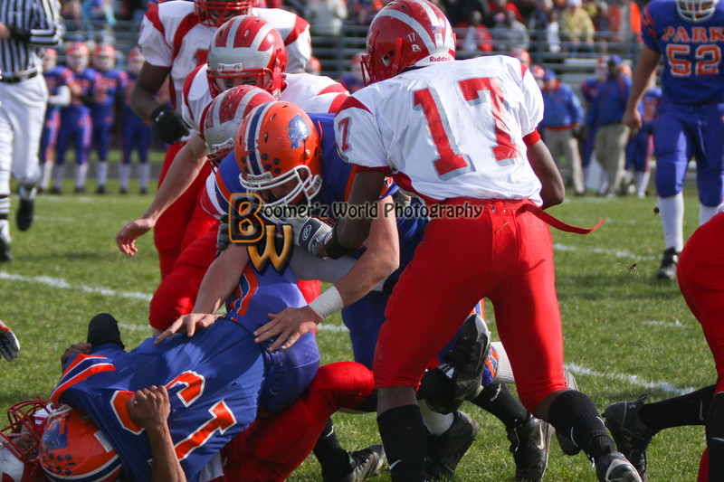 Park and Horlick Playoff 11-1-08  -83