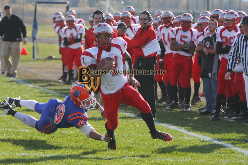 Park and Horlick Playoff 11-1-08  -242