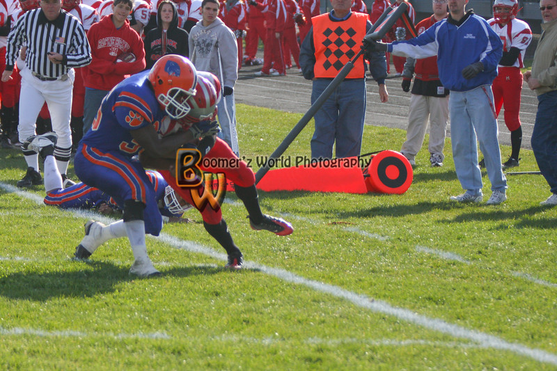 Park and Horlick Playoff 11-1-08  -244