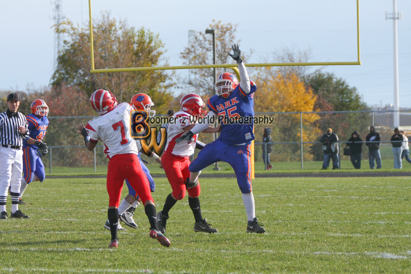 Park and Horlick Playoff 11-1-08  -331