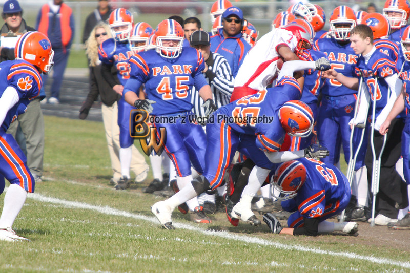 Park and Horlick Playoff 11-1-08  -109