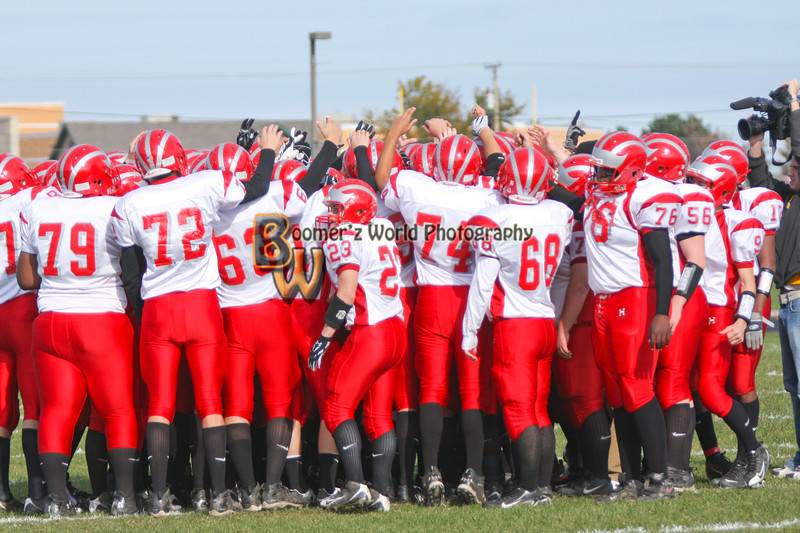 Park and Horlick Playoff 11-1-08  -69