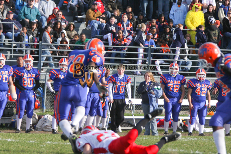 Park and Horlick Playoff 11-1-08  -279
