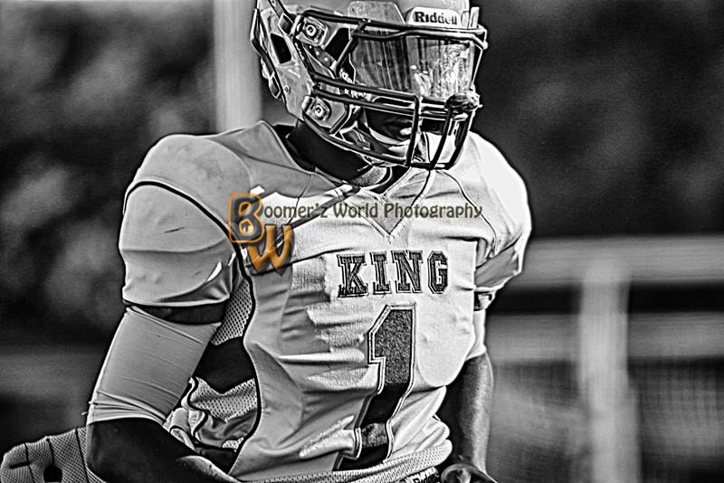Rufus King 9-2-16 60-0 000