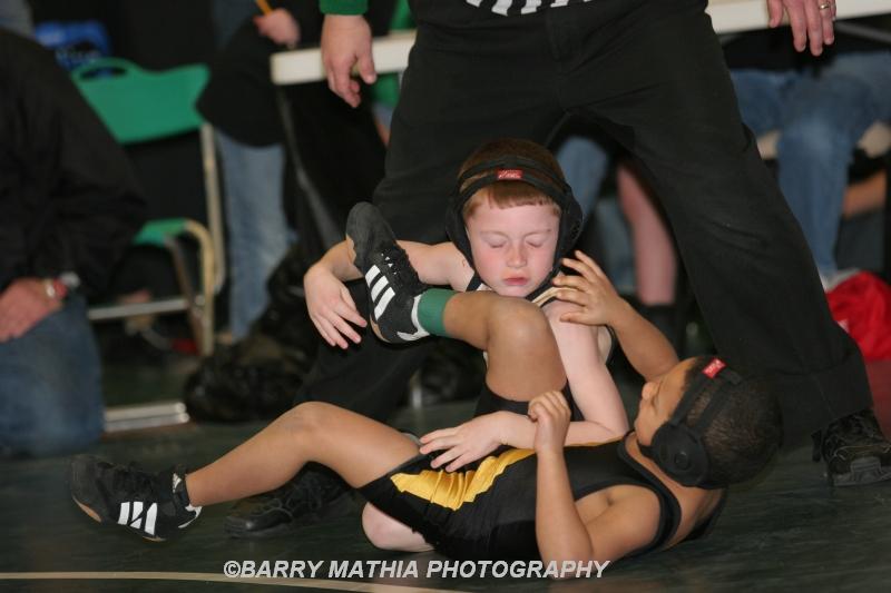 Wrestling 14037