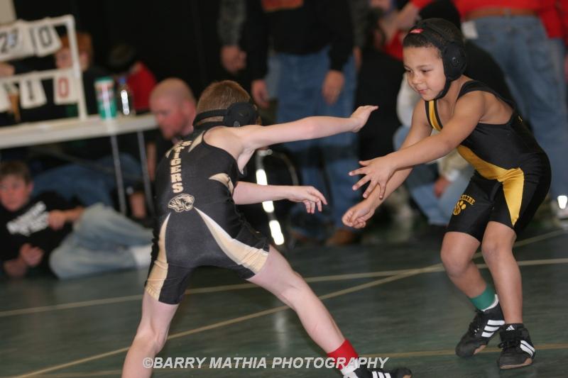 Wrestling 14018