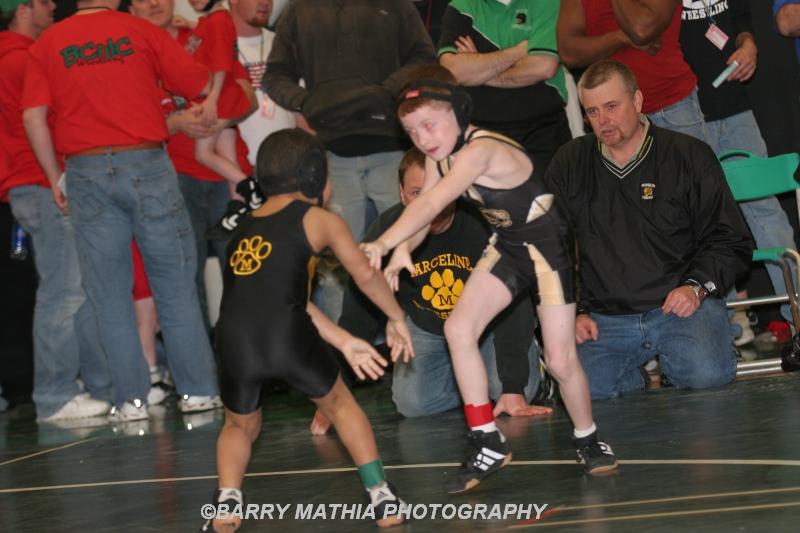 Wrestling 14034