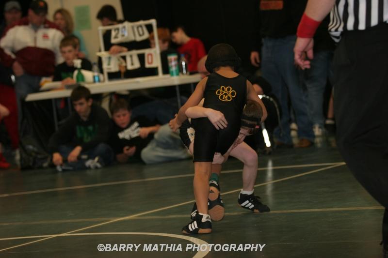 Wrestling 14019