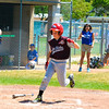 The Ayer Shirley U10 Cal Ripken All-Stars fell to Berkshire, 6-4 ,in extra innings Sunday afternoon in Westminster. Nashoba Valley Voice/Ed Niser