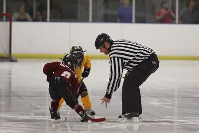 2013 PYHL MITES - Bruins vs CHP Fire - Gilbert Polar Ice - June17
